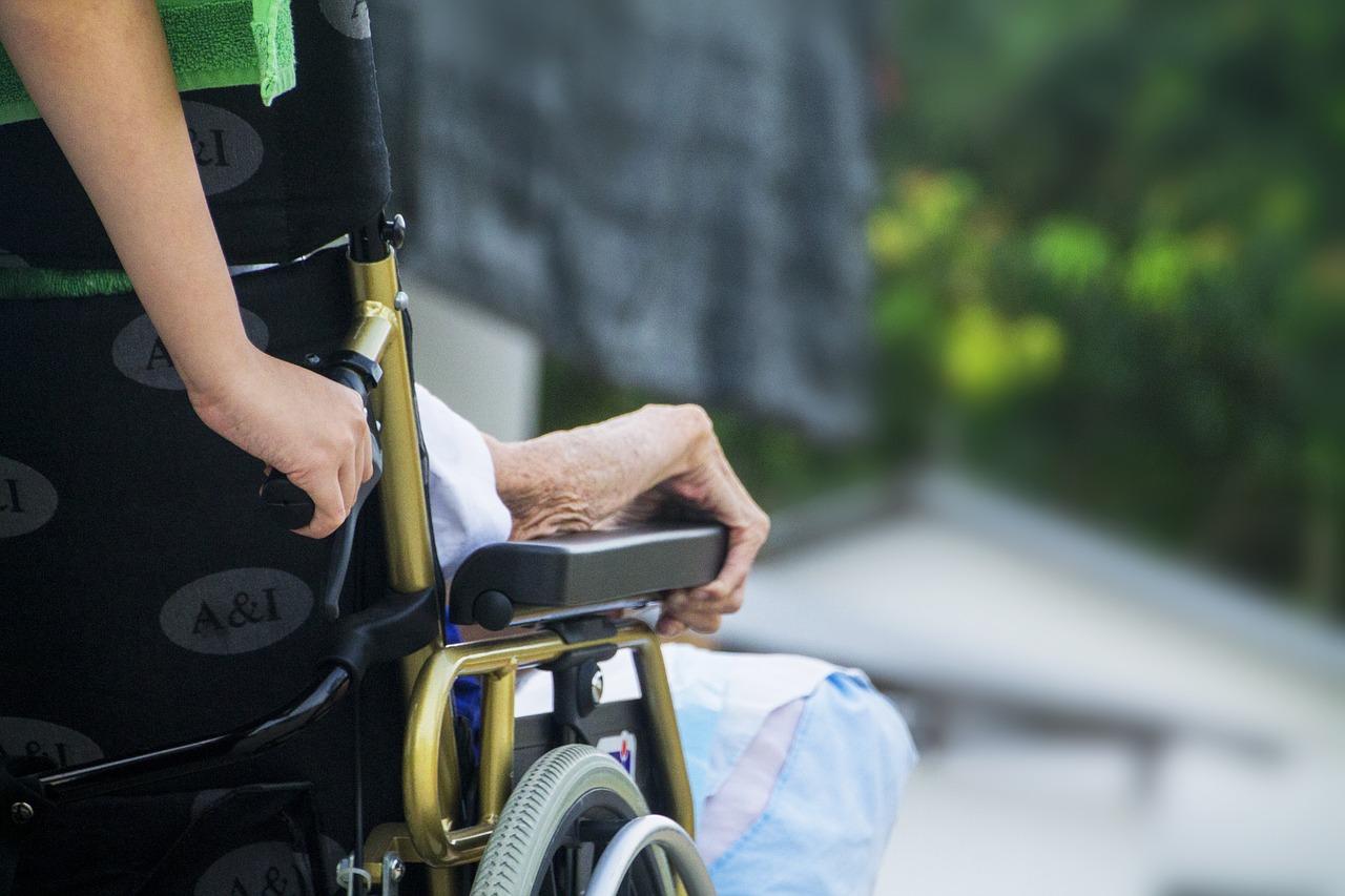 hospice, care, elderly